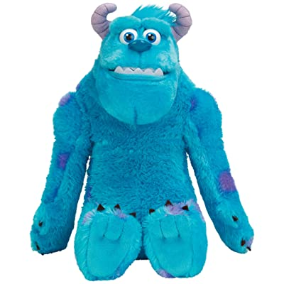 Monsters University - My Scare Pal Sulley: Toys & Games