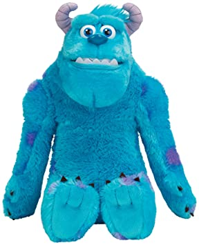 Monsters University My Scare Pal - Peluche de Sulley de Monstruos University: Amazon.es: Juguetes y juegos