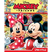 Disney - Mickey & Friends Look and Find - PI Kids (Stories to Grow on)