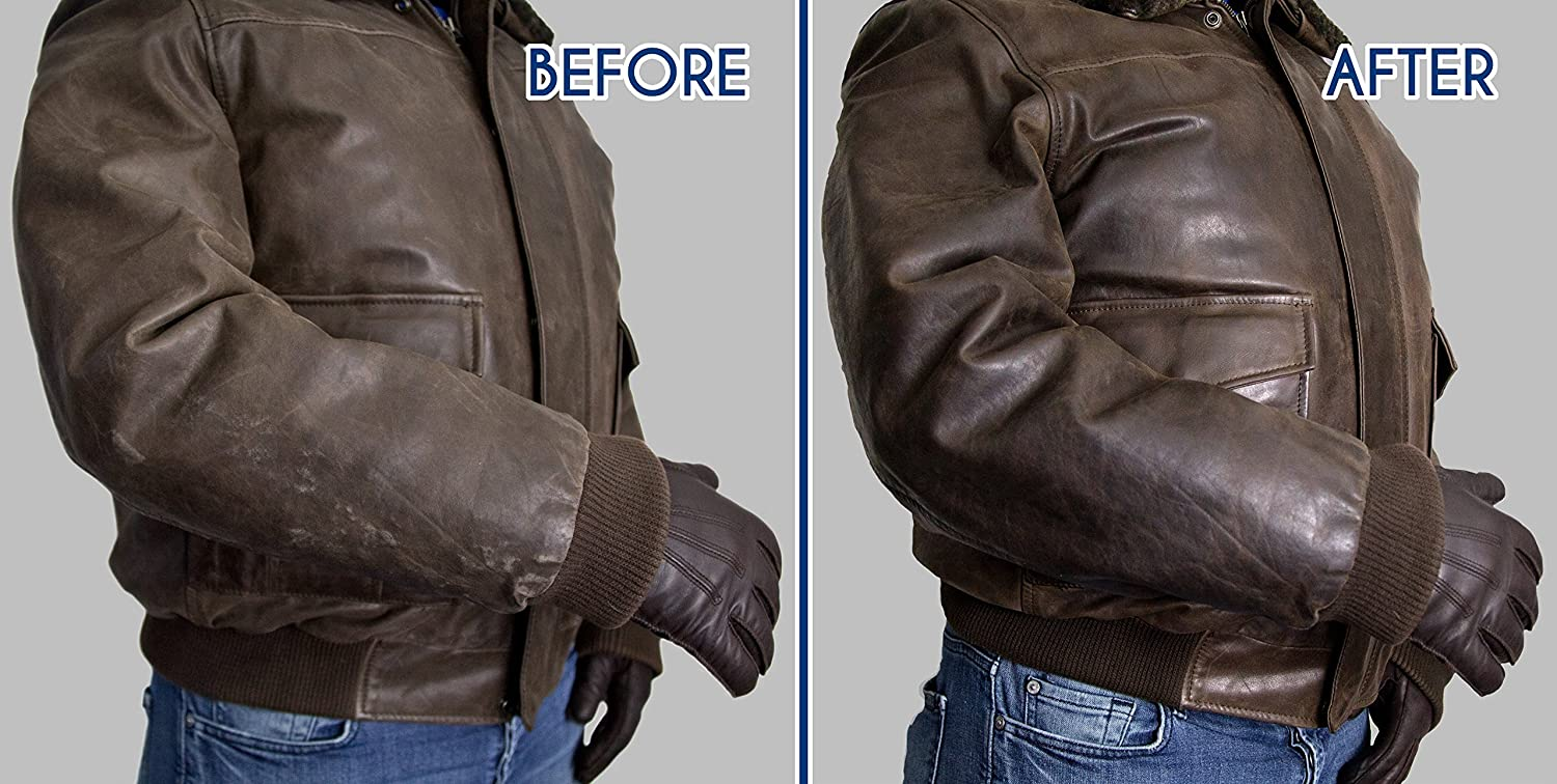 Leather jacket care - Amazon Com Leather Rescue Leather Conditioner And Restorer Automotive