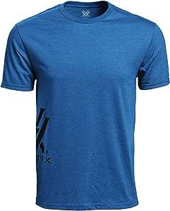 Vortex Optics Men's Side Graphic Hustle Logo Short Sleeve T-Shirt