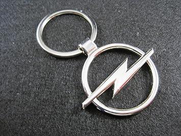 Llavero de metal compatible con Opel lla001-25
