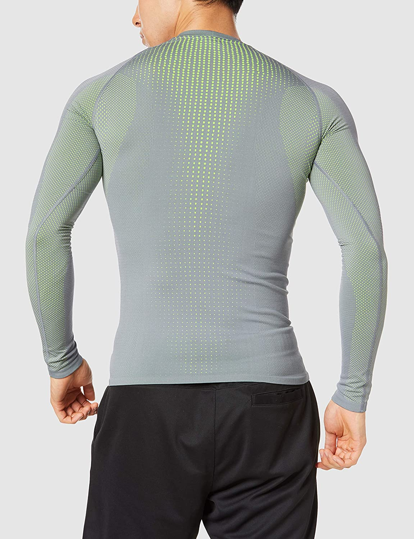 Odlo Bl Top Crew Neck L//S Performance Warm Camiseta Hombre