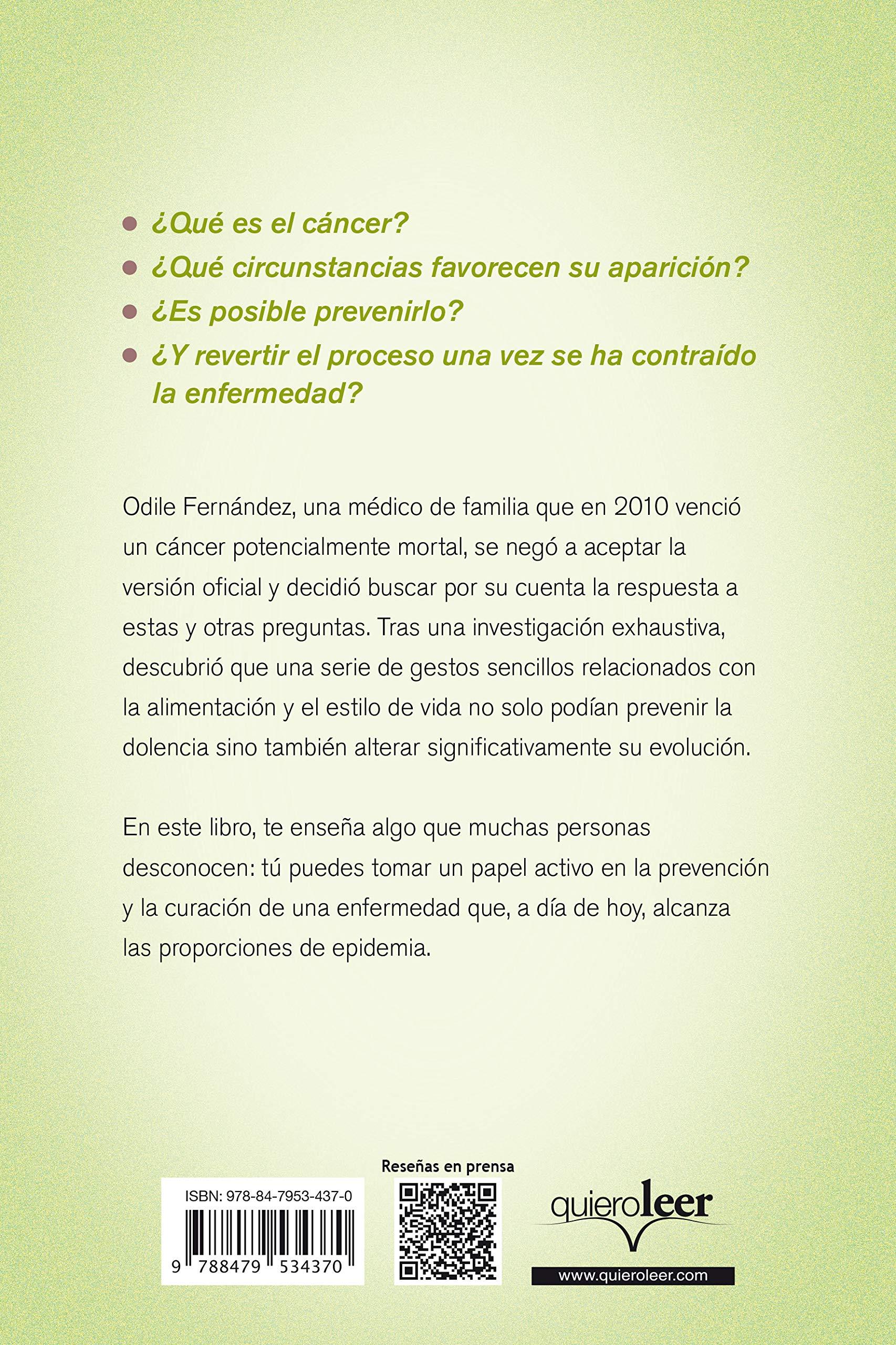 Mis recetas anticancer (Spanish Edition): Odile Fernandez ...