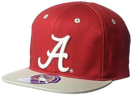 NCAA by Outerstuff NCAA Alabama Crimson Tide Infant 2-Tone Flatbrim w   Elastic Closure 8a7faa24226