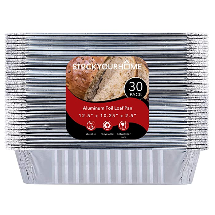 Top 10 Food Service 20X75x12x3 Disposable Pans