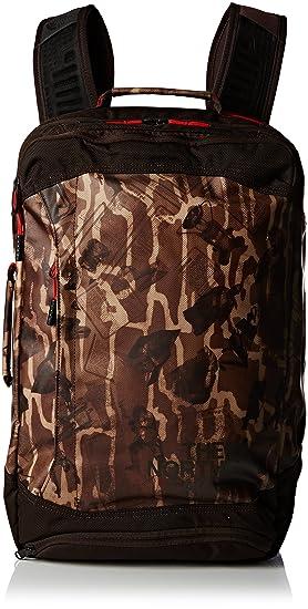 The North Face Refractor Duffel Pack - Mochila de Viaje, Color marrón, Talla OS: Amazon.es: Deportes y aire libre