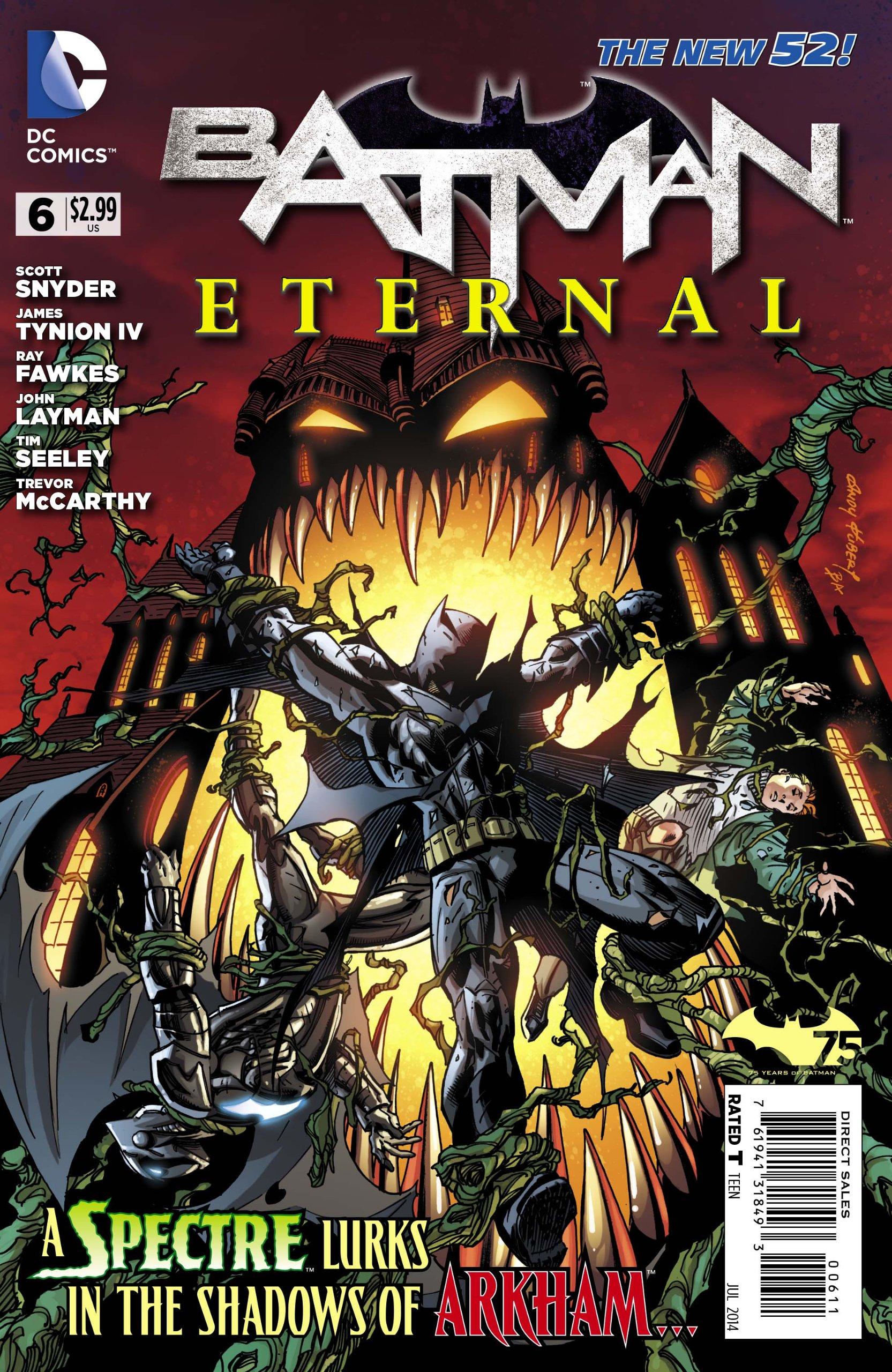 Download Batman Eternal #6 PDF