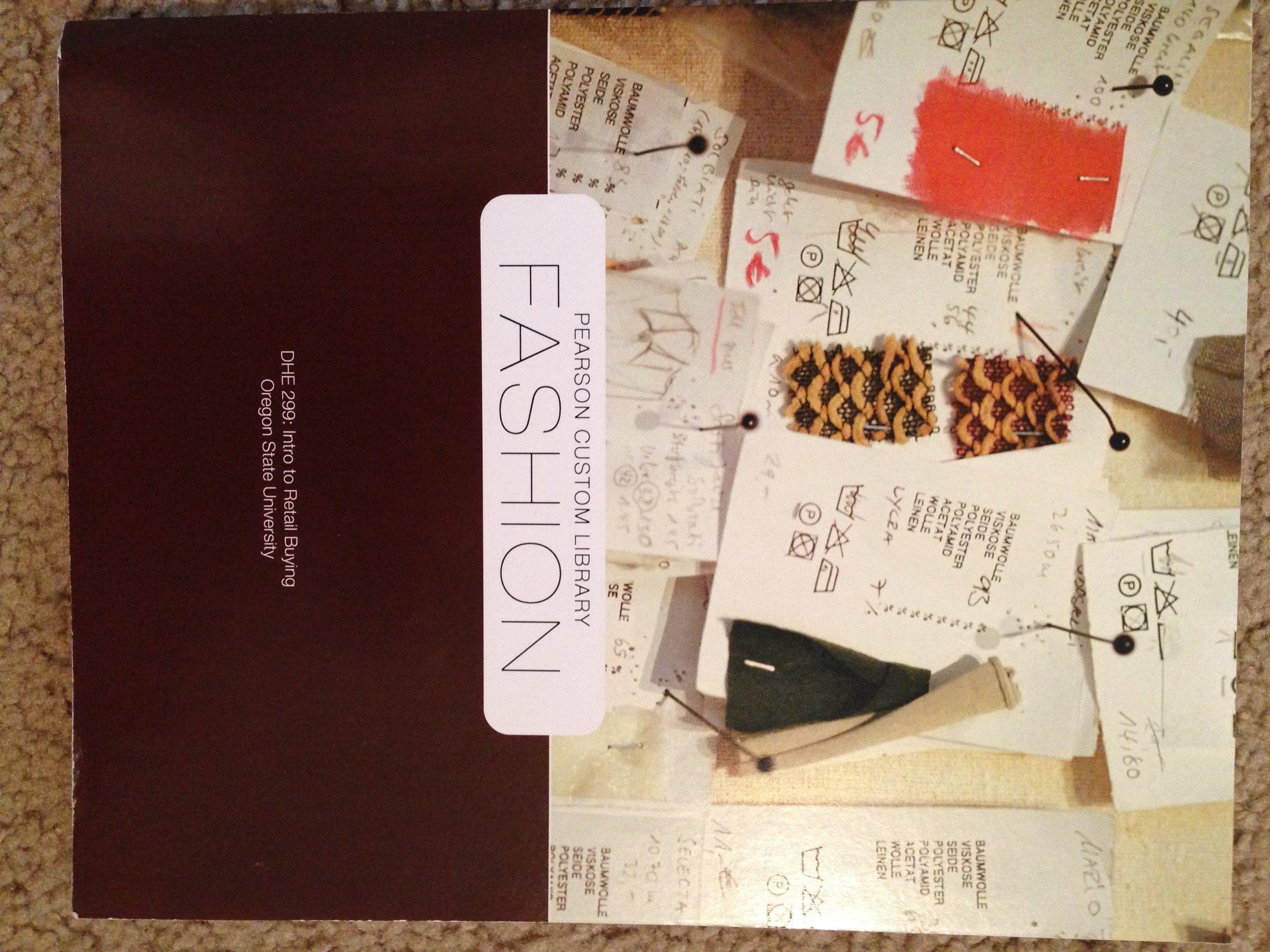 Pearson Custom Library Fashion Intro To Retail Buying Oregon State University Patrick F Boles 9780558596989 Amazon Com Books