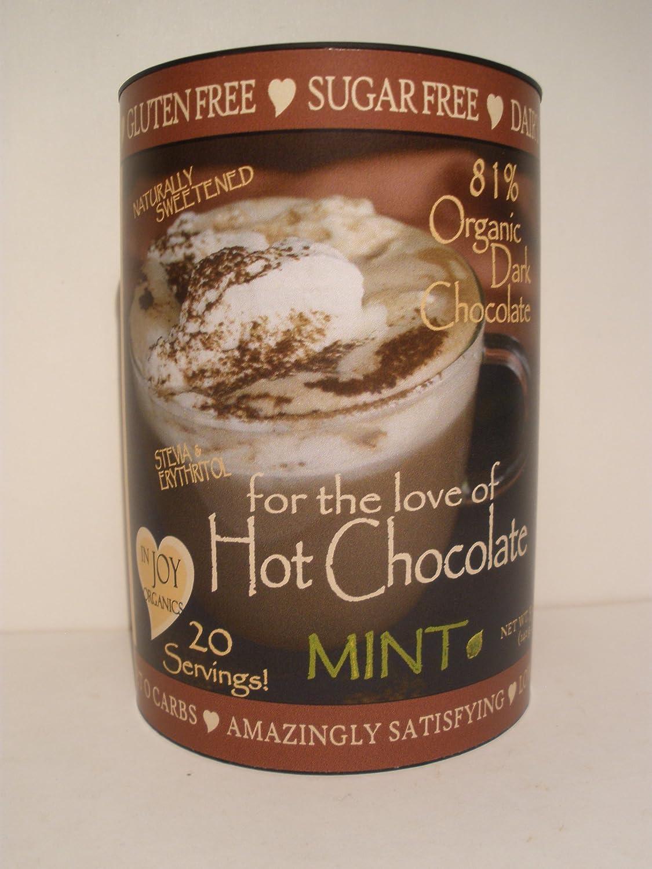 Amazon.com : InJoy Organics, Organic, Dark Chocolate, Dairy Free ...