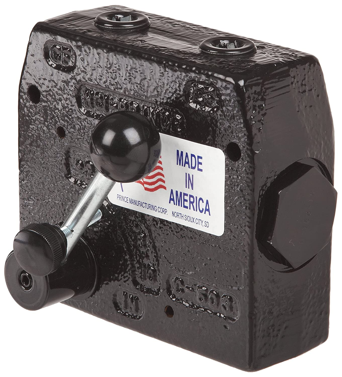 Prince rd 150 16 flow control valve adjustable pressure relief prince rd 150 16 flow control valve adjustable pressure relief cast iron 3000 psi 0 16 gpm 12 nptf hydraulic directional control valves amazon nvjuhfo Choice Image