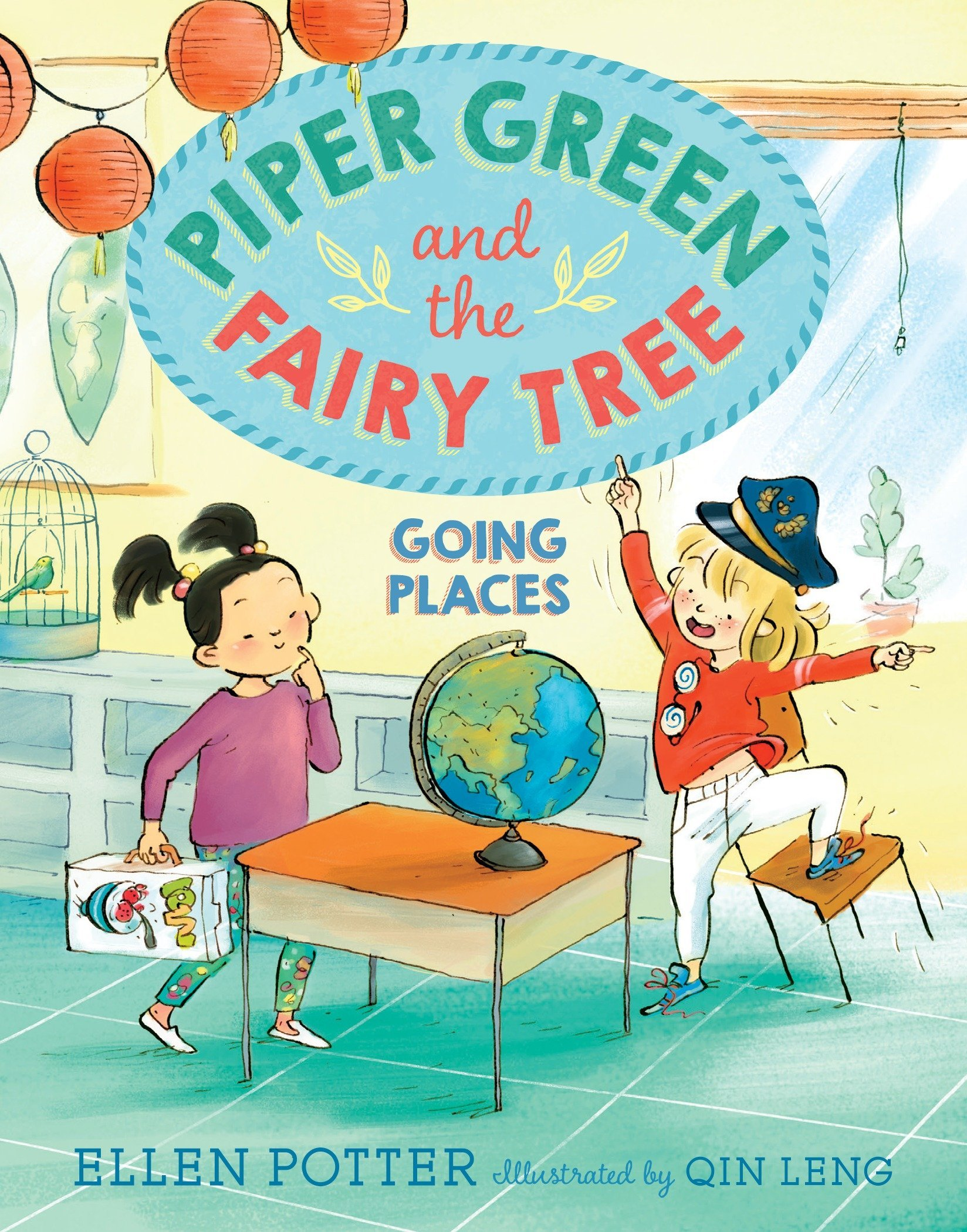 Download Piper Green and the Fairy Tree: Going Places ebook
