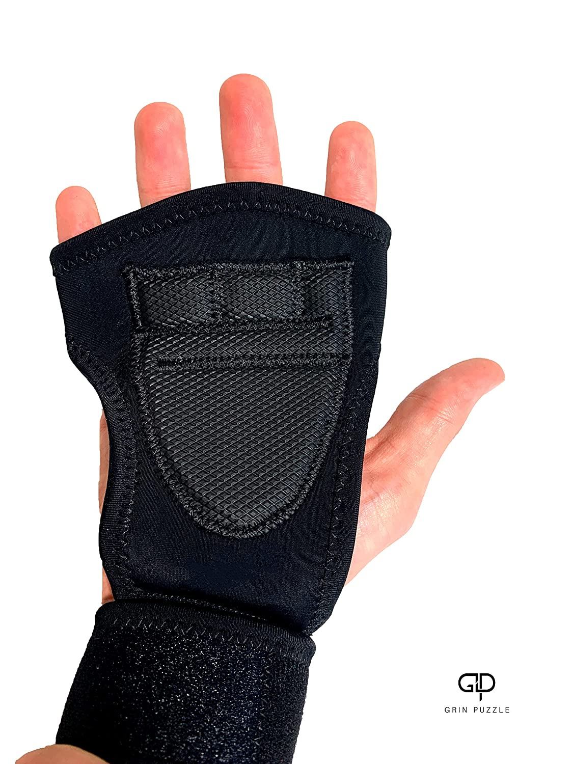 Grin Puzzle Cross Training Gloves Guangzhou HBG Sports Goods Manufacturing Co Ltd.