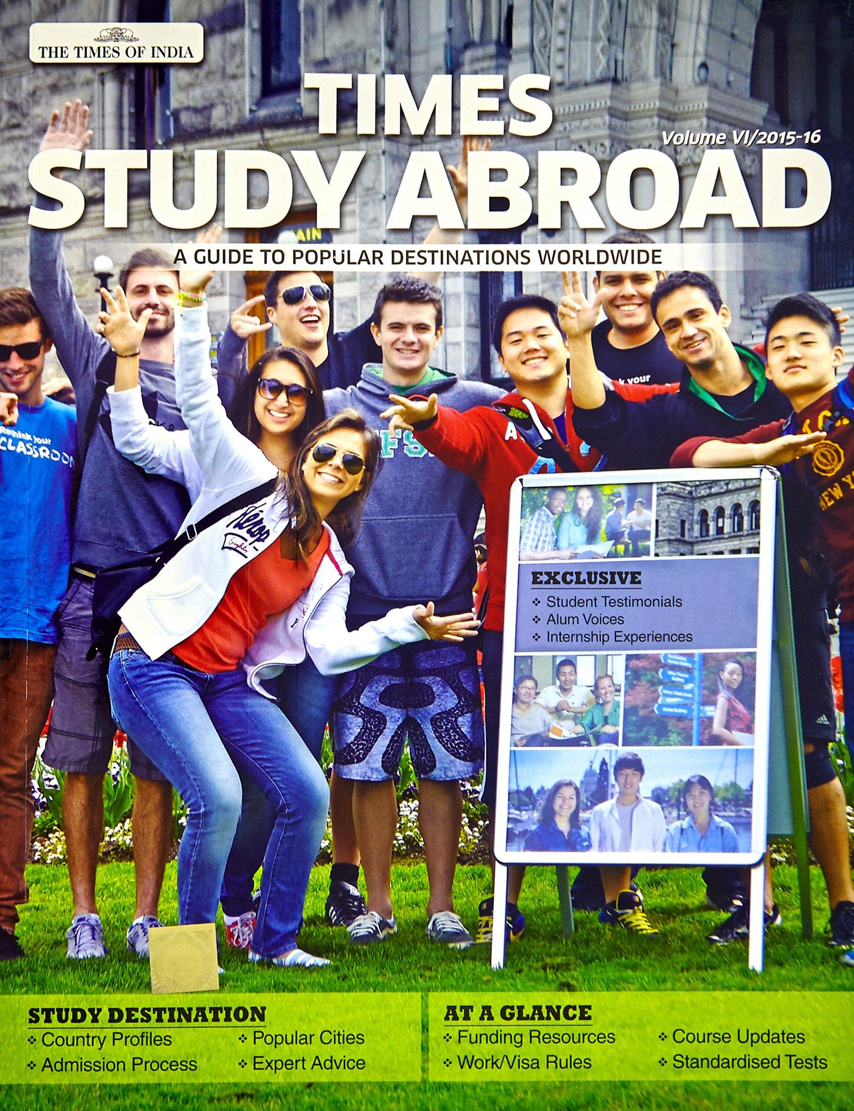 Times Study Abroad 2015-2016