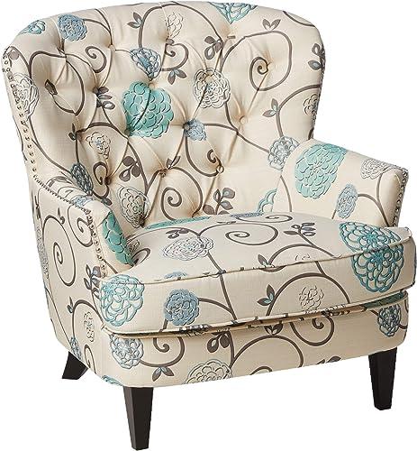 Christopher Knight Home Tafton Fabric Club Chair