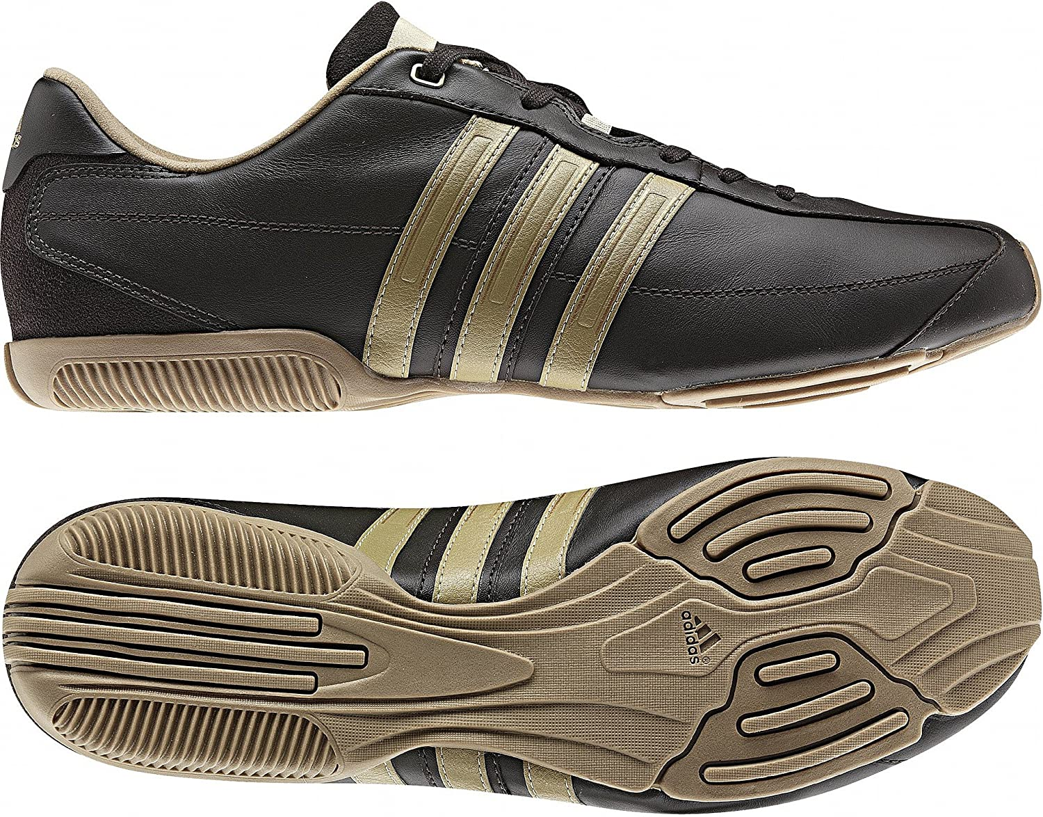 adidas Morka 2G40541 Shoes Brown Brown Size: 8.5: Amazon.co.uk ...