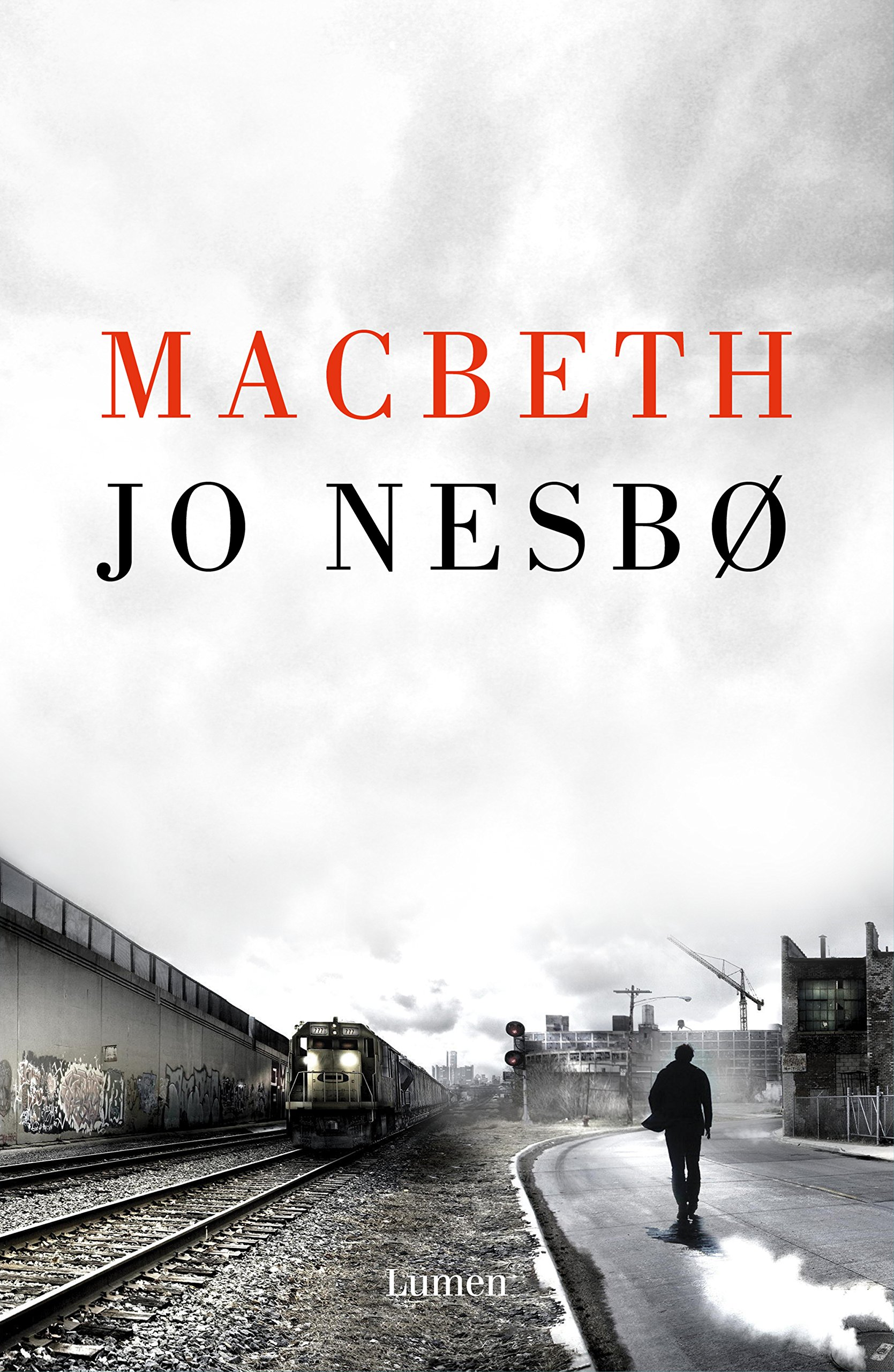 Image result for macbeth jo nesbo book cover