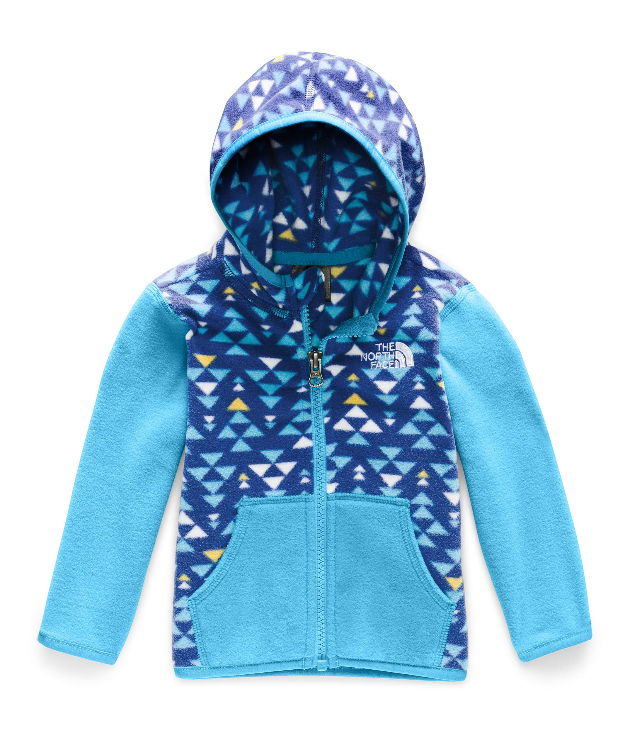 The North Face Infant Glacier Full-Zip Fleece Hoodie by The North Face