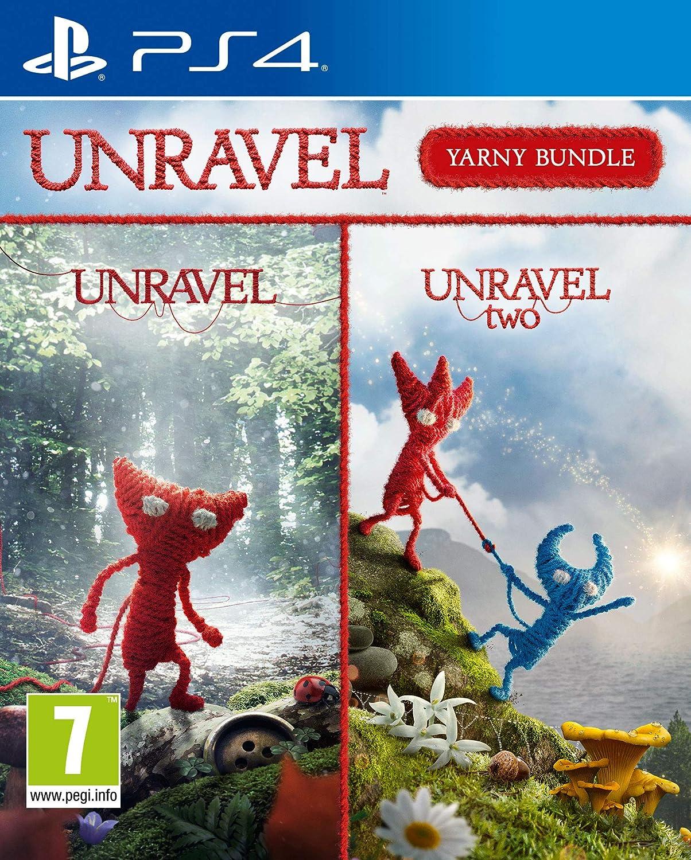 Unravel Yarny Bundle [Importación inglesa]: Amazon.es: Videojuegos
