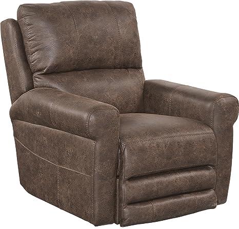 Fabulous Amazon Com Catnapper Upholstered Swivel Glider Recliner In Ibusinesslaw Wood Chair Design Ideas Ibusinesslaworg