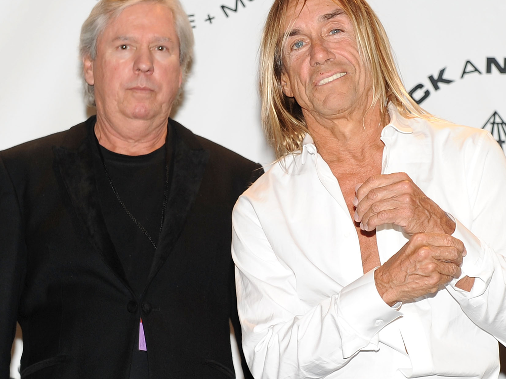 Iggy Pop & James Williamson