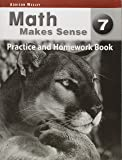 Math Makes Sense 7 - Practice & Homework