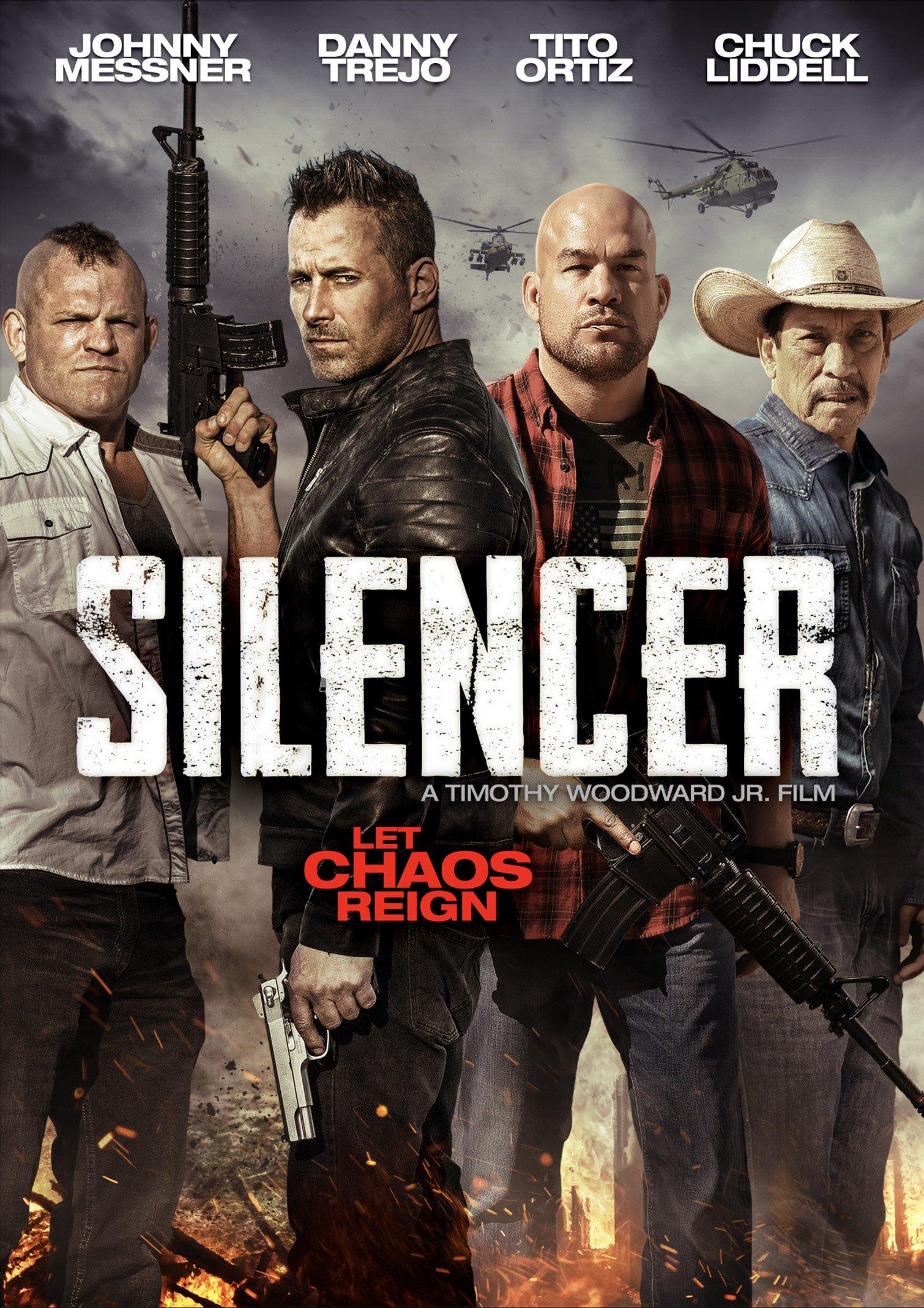 DVD : Silencer (Widescreen)