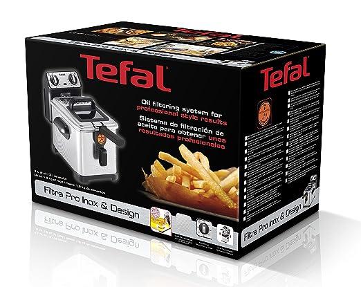 Tefal Filtra Pro Premium FR510170 Freidora clásica, 2300 W