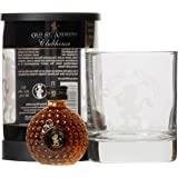 Old St. Andrews Clubhouse Blended Scotch Whisky with OSA whisky Tumbler Glass 5 cl