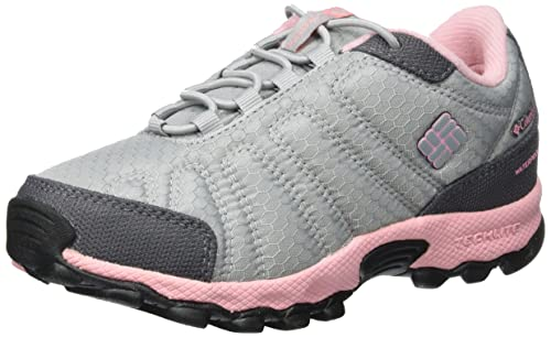 Columbia Youth Firecamp Sledder II WP, Zapatillas de Senderismo para Niñas: Amazon.es: Zapatos y complementos