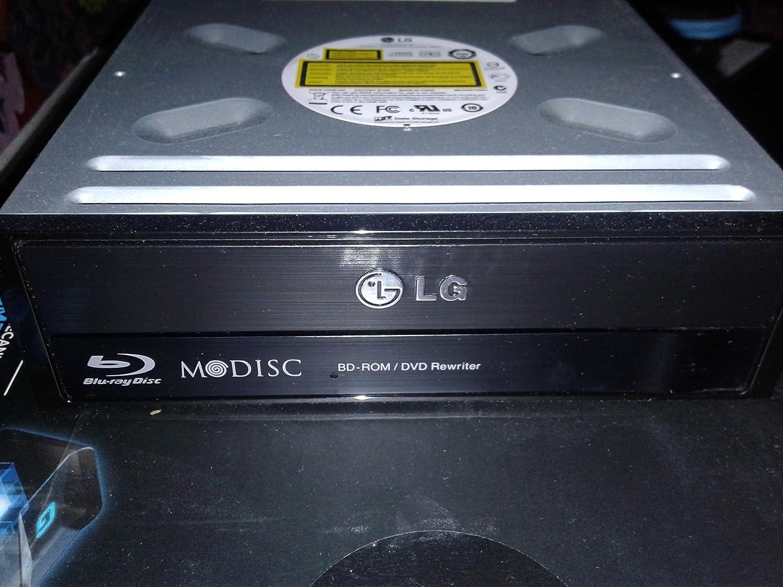 LG UH12NS30 Interno BLU-Ray ROM Negro - Unidad de Disco óptico ...