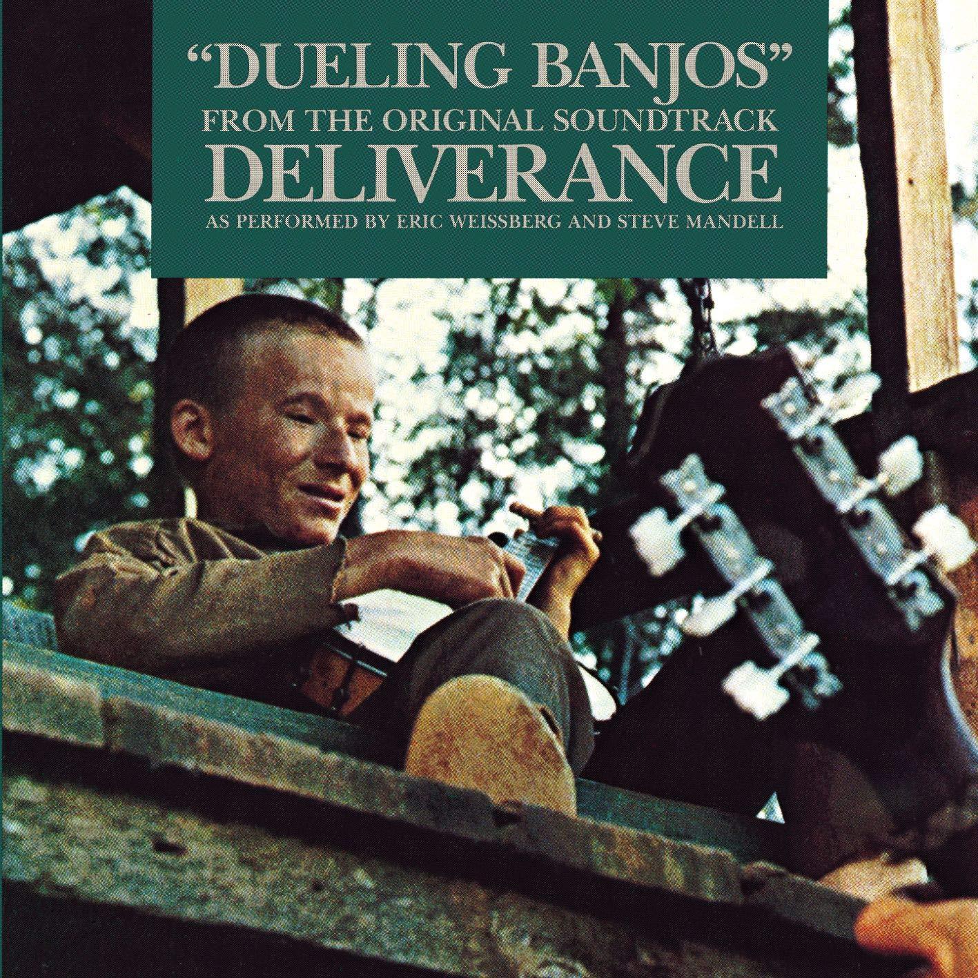 Image result for eric weissberg dueling banjo images