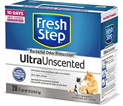 Fresh Step Ultra Unscented Litter