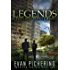 Legends: A Post-Apocalyptic Novel (American Rebirth Series Book 2)