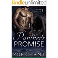 Panther's Promise (Shifter Suspense Book 1)