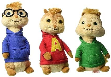 Amazon.com  Ty Beanie Babies Alvin   The Chipmunks Alvin 626828cbe53d