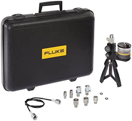 Amazon Com Fluke 700htpk Hidráulico Bomba Test Kit 0 A