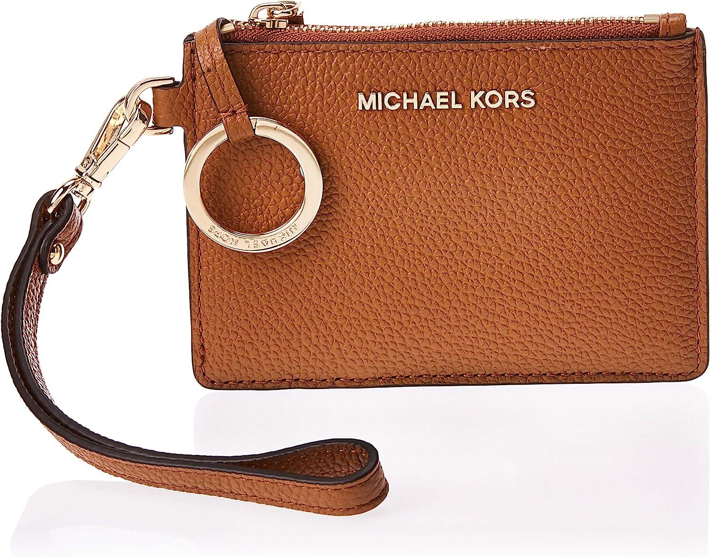 MICHAEL Michael Kors Mercer Small Coin Purse Acorn One Size