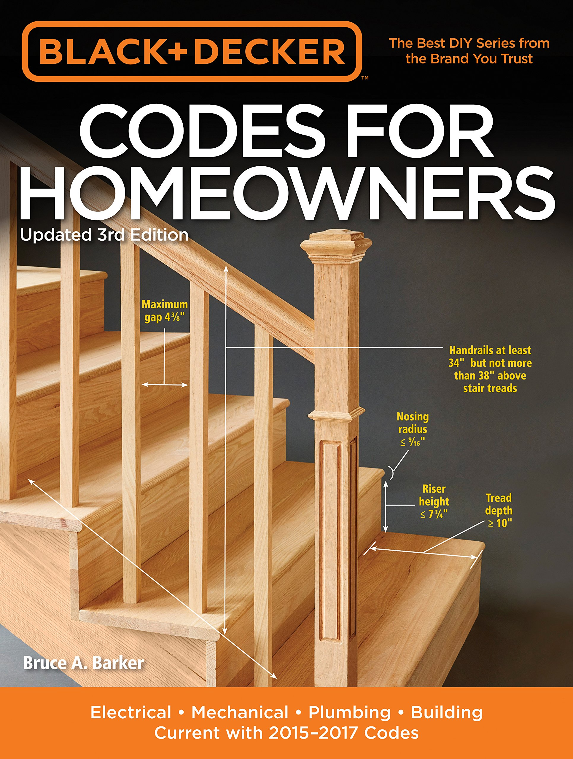 Black Decker Codes Homeowners Updated product image