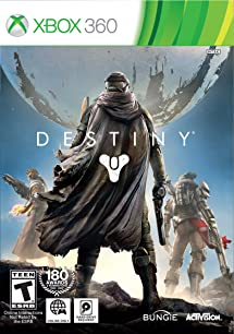Destiny - Standard Edition - Xbox 360: Activision Inc     - Amazon com