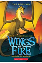 Darkness of Dragons (Wings of Fire, Book 10) (10) Paperback