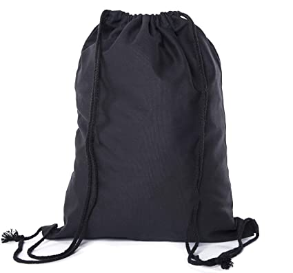 d3a69332f2d4 Promotional Cotton Drawstring Backpacks