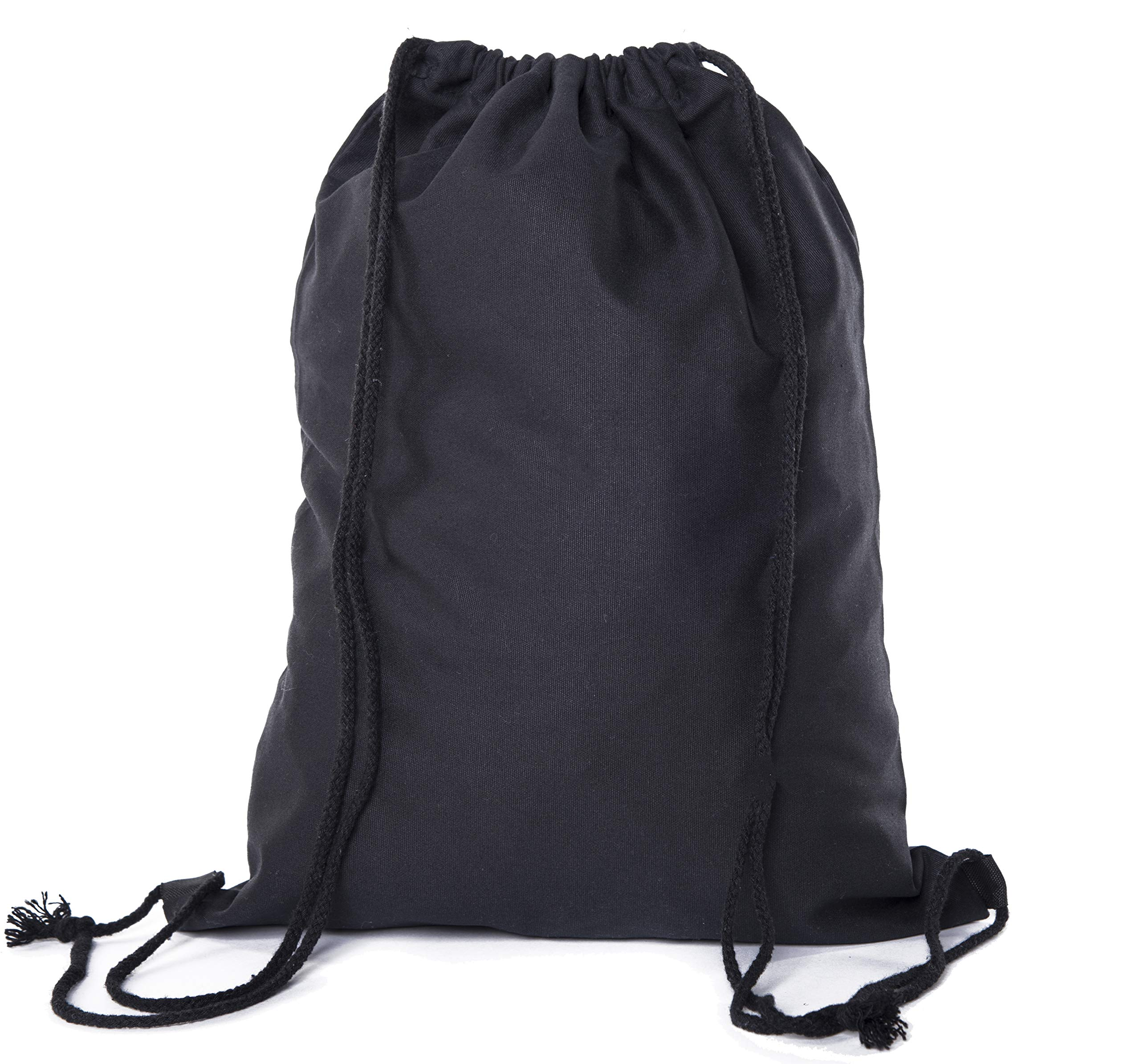 Cotton Drawstring Bags, Promotional Pull String Backpacks, Bulk Cinch Backpacks
