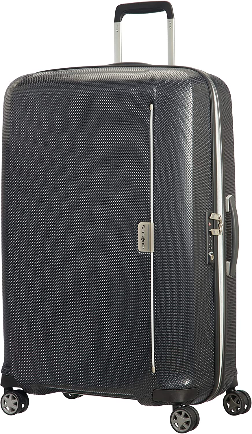 Samsonite Mixmesh - Spinner Large Equipaje de Mano 75 Centimeters 93 Gris (Graphite/Gunmetal)