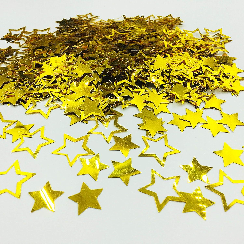 | Party Decor TradeMart Inc 369117 Amscan Happy Birthday Die-Cut Confetti 6 Ct 5oz