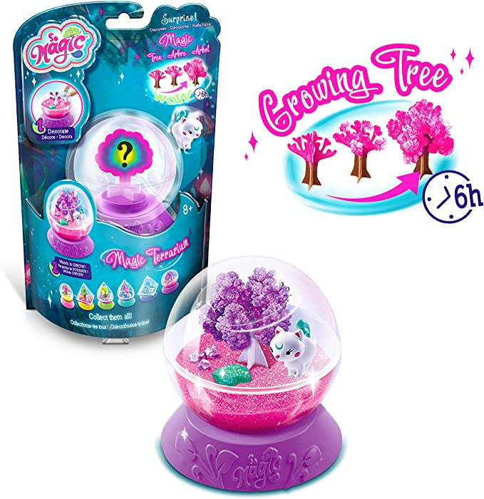 Canal Toys 001-LOISIRS CREATIFS-SO MAGIC-TERRARIUM KIT, color bleu, rose (MSG 001) , color/modelo surtido: Amazon.es: Juguetes y juegos