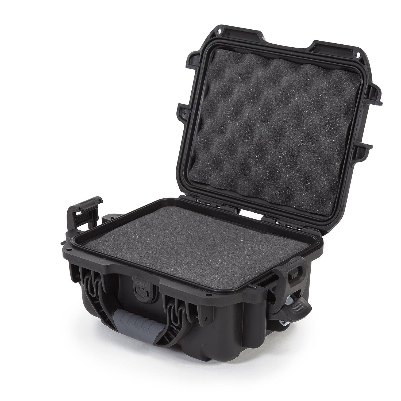 Nanuk 905 Waterproof Hard Case with Foam Insert - Black Plasticase Inc 905-1001 CBS1502
