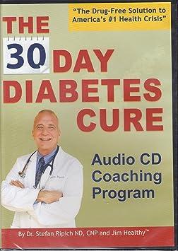 30-day Diabetes Cure - 3 CD Audiobook Coaching Program