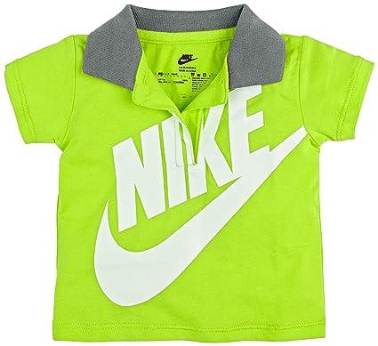 Nike para niños Baby Futura infantiles Polo-shirt inf personalde ...