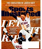 Sports Illustrated October 30, 2017 JOSE ALTUVE, Astros vs. Dodgers Series